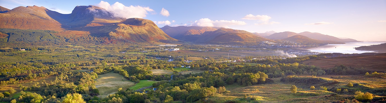 The Fort William Area