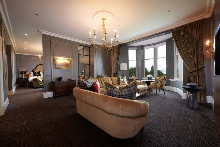 Loch View One Bedroom Suite - Auld House