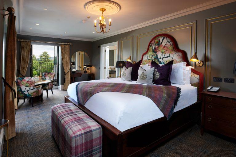 Loch View Terrace Suite Auld House