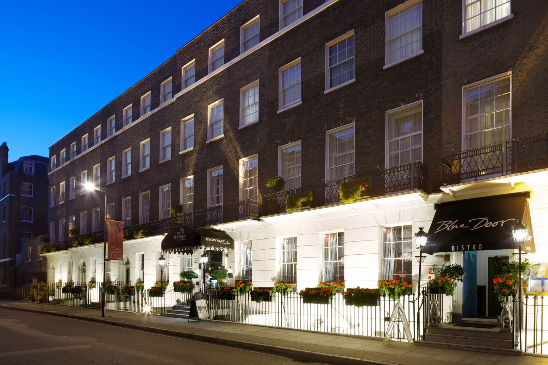 The montague on the gardens celebrated experiences for The montague