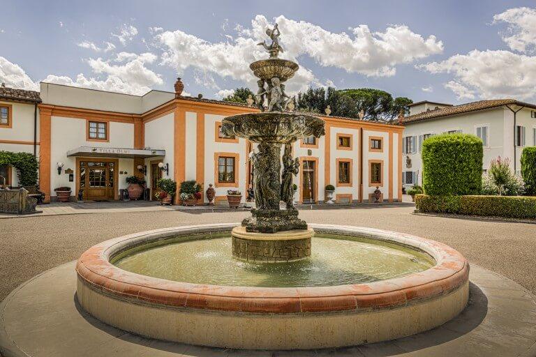 Villa olmi celebrated experiences - Amico bagno firenze ...