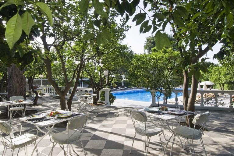 Grand Hotel Cocumella Celebrated Experiences